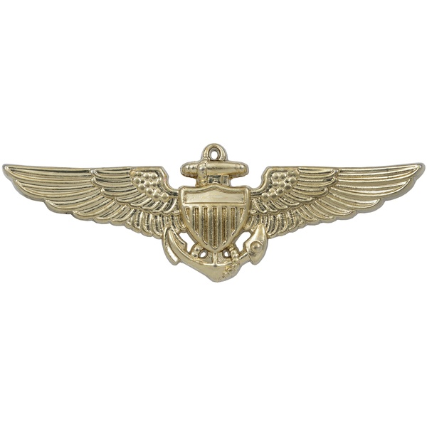 World War II Navy pilot Wings badge USA 1941