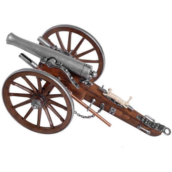 Civil War Cannon Usa 1861