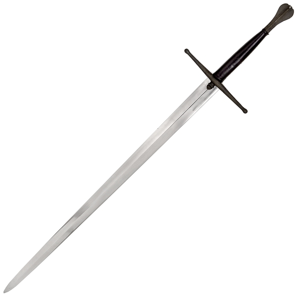 Museum Quality English Two Hand Sword by John Barnett