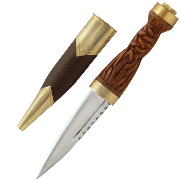 Late 18th Century Sgian Dubh Hunting Style