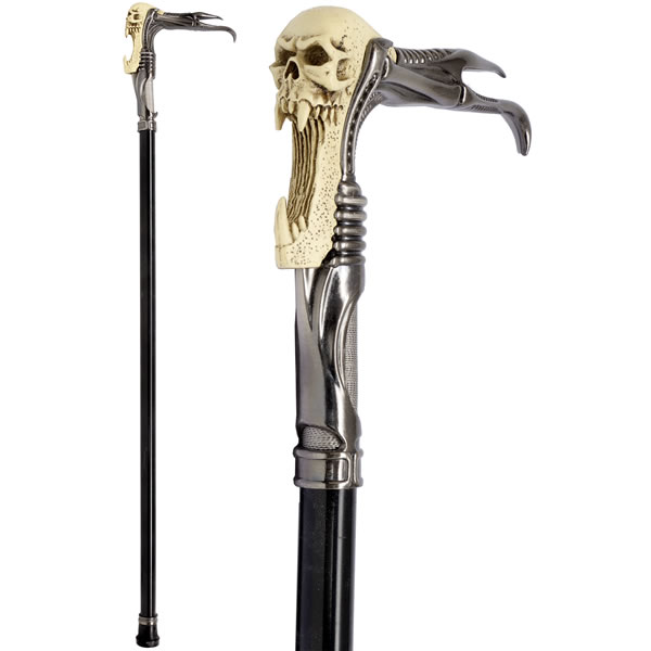 Gothic Cane ** Crazy Clearance **