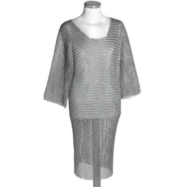 Chain Mail Hauberk