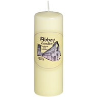 2  X  6  Inch  Ivory  Church  Candle