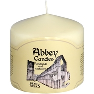 3  X  3  Ivory  Church  Candle