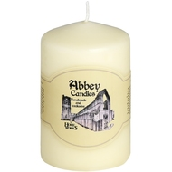 3  X  4.5  Ivory  Church  Candle
