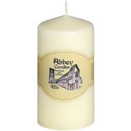 3  X  6  Ivory  Church  Candle
