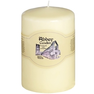4  X  6  Ivory  Church  Candle