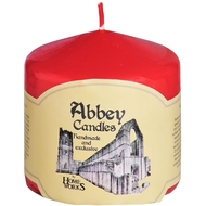 3  X  3  Red  Church  Candle