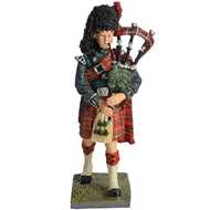 Black  Watch  Piper  Figurine  (rrs  Version)