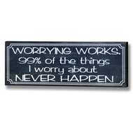 Worrying  Works  Plague