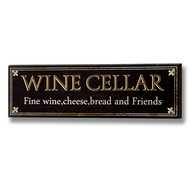 Wine  Cellar  Plaque