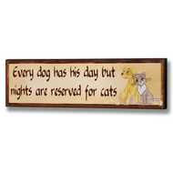 Nights  Are  Reserved  For  Cats