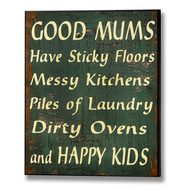 Good  Mums  Plaque