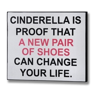 Cinerella  Is  Proof  A  New  Pair  Of  Shoes  Can  Change  Your  Life