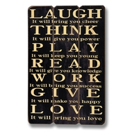 Laugh  It  Will  Bring  You  Cheer
