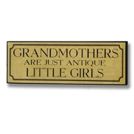 Grandmothers Plaque