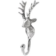 Stag Head Coathook
