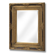 Rectangular  Gilt  Mirror  -  50  X  70  Cm