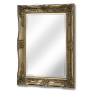 Rectangular  Gilt  Mirror  -  60  X  90  Cm