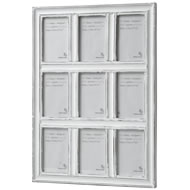 Antique White Multi Frame