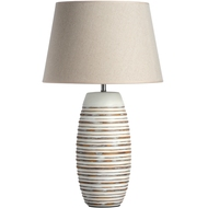 Tall  Contemporary  Table  Lamp
