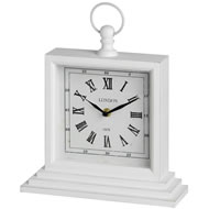 Square  London  Table  Clock