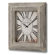 Wooden  Rectangular  Clock