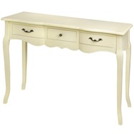 Burlington  Three  Drawer  Console  Table