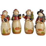 Assorted  Snowmen