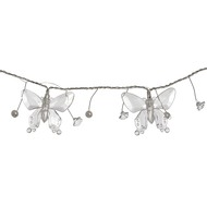 Led  Fairy  Lights  -  Butterfly  -  58cm