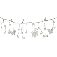 Led  Fairy  Lights  -  Flower  -  100cm