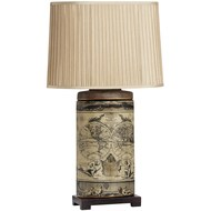 Magellan  Ceramic  Table  Lamp