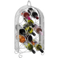 Shabby  Chic  14  Bottle  Wine  Rack
