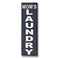 Mum's Laundry Plaque