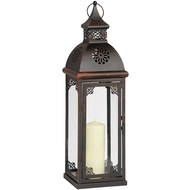 Souk  Floor  Lantern  -  Large