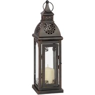 Souk  Floor  Lantern  -  Small
