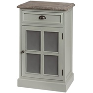 New Lyon Cabinet With Frosted Glass Door
