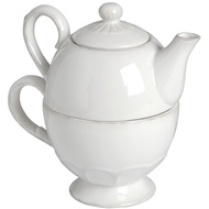 Cup  And  Teapot  For  One