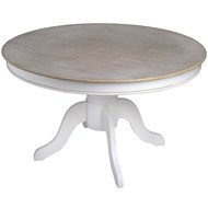 New England Round Dining Table