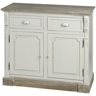 New England Two Drawer Two Door Sideboard