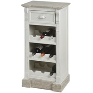 New England Wine Cabinet