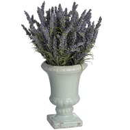Ceramic  Urn  Planter  (hom-557)