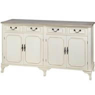 Pavilion  Four  Drawer  Sideboard  Cabinet