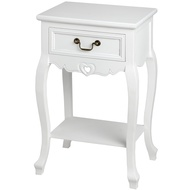 Essence  One  Drawer  Bedside  With  Shelf