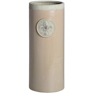 Ceramic sage green umbrella stand