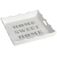 Home Sweet Home Square Tray
