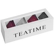 Tea Time teabag box