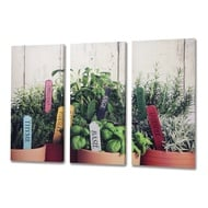 Herb three way canvas