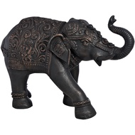 Elephant in Antique Copper Colour
