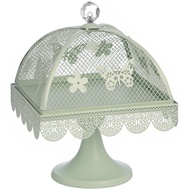 Ornate mint cake stand
